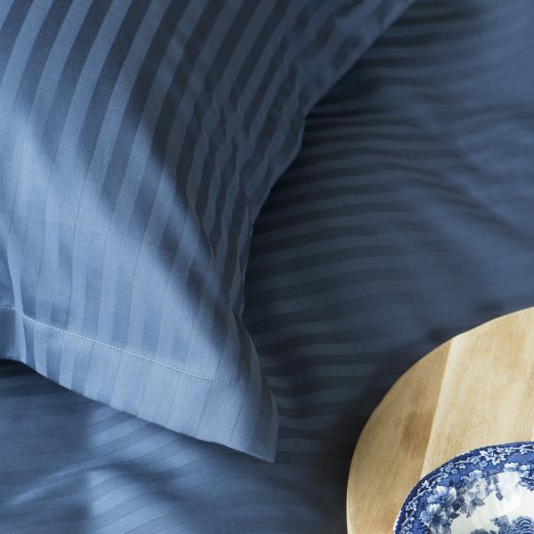 Borås Cotton - Harmony Deep Blue