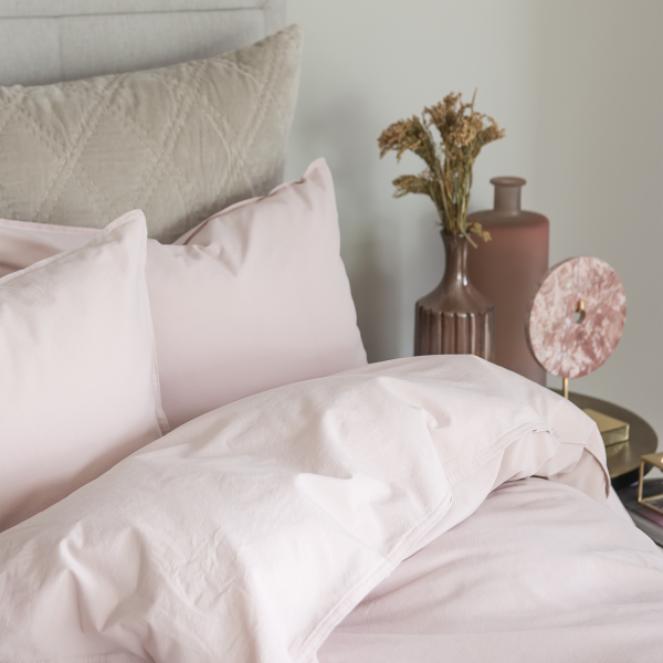 Borås Cotton - Breeze Dusty Pink